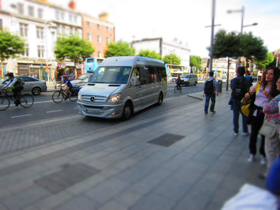 Irlanda en Español organiza City Tour por Dublín con paradas.