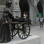 Dónde está la estatua de Molly Malone en Dublín