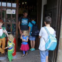 Tienda de dulces y Museo del Barquillero de Santillana del Mar