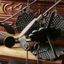 Artilugios para hacer barquillos