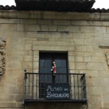 Fachada del Museo del Barquillero en Santillana del Mar