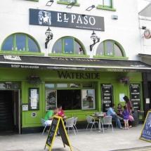 Restaurante El Paso, en Howth, cerca de Dublín