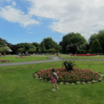 Parque de Saint Stephen, en el centro de Dublín
