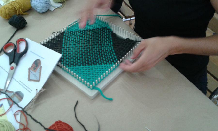 Almabrava organiza talleres de artesanía para niños en Dénia
