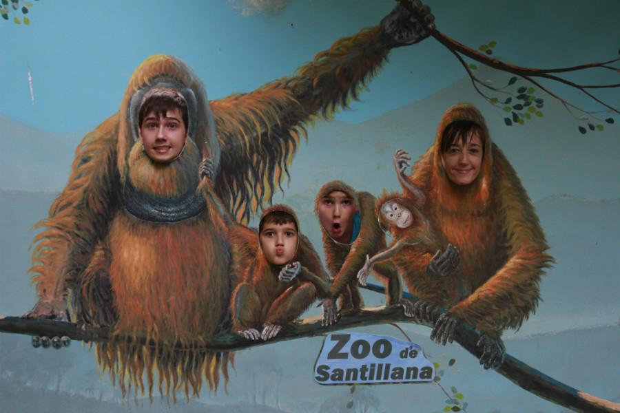 PlanesConHijos en el Zoo de Santillana del Mar
