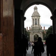 El Trinity College es la univrsidad más antigua de Irlanda
