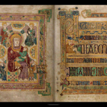 El Book of Kells se puede admirar en el Trinity College