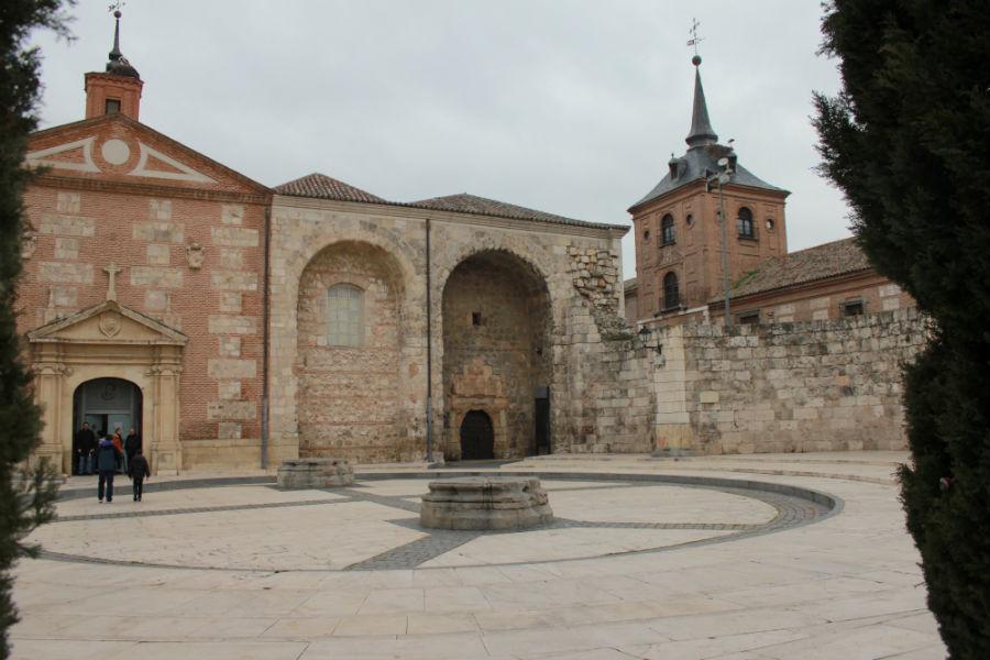 Iglesia de Santa María la Mayor, en Alcalá de Henares