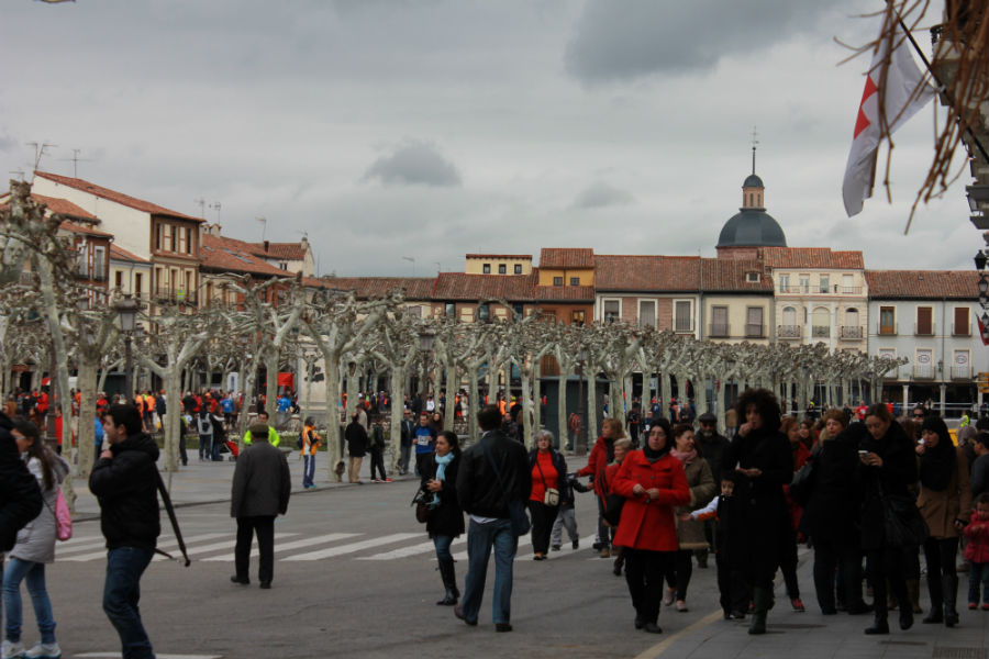 Plaza de Cervantes de Alcalá de Henares