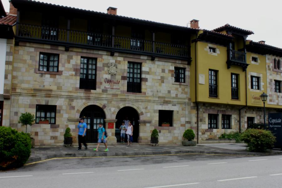Apartamentos El Capriccio, en Santillana del Mar