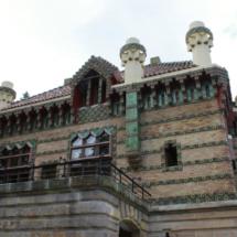 El Capricho de Gaudí, en Comillas