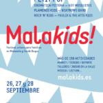 Malakids!, festival urbano para familias en Madrid