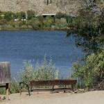 La Laguna del Campillo, en Rivas Vaciamadrid