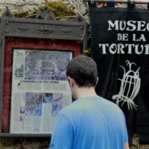 Entrada al Museo de la Tortura de Santillana del Mar