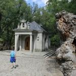 Ermita de la Virgen de Gracia, en el Bosque de la Herrería
