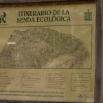 Itinerario de la Senda Ecológica por el Bosque de la Herrería