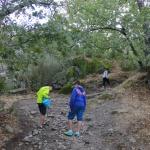 Los niños pueden hacer esta ruta sin cansarse porque sólo es de 4 km.