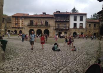 Plaza Mayor de Santillana del Mar