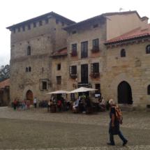 Casa solariega de Santillana del Mar