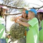 Actividad para niños en el Zoo de Madrid