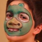 Cómo hacer un maquillaje de Angry Birds