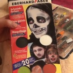 ¡Vídeo! Cómo maquillarse para Halloween o Carnaval