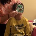 Cómo quitarse el maquillaje de un disfraz