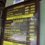Horarios y tarifas del Zoo de Madrid