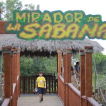 El Mirador de la Sabana es visita obligada si vas al Zoo de Madrid