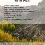 Excursión al Barranco del río Dulce