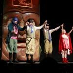 El Gran Libro Mágico es una obra musical de teatro infantil