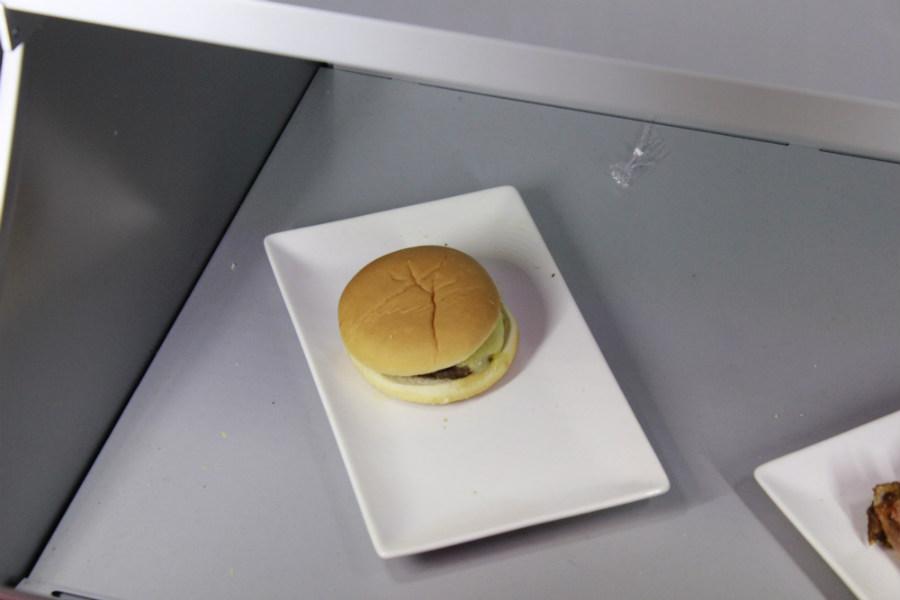 Hamburguesa de Micropolix