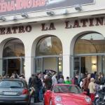 Fachada del Teatro La Latina, en Madrid