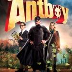Cartel de la película infantil Antboy