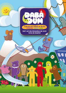 Cartel de Dabadum 2014