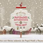 Navidad de cuento en Islazul, Madrid