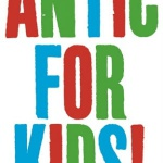 Cartel del ciclo de teatro infantil Antic for Kids!