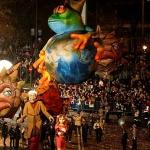 Gran Cabalgata de Reyes de Madrid 2017