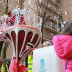 Recorrido de las Cabalgatas de Reyes en los distritos de Madrid 2019