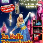 Cartel de La Bella Durmiente, un Nuevo Musical