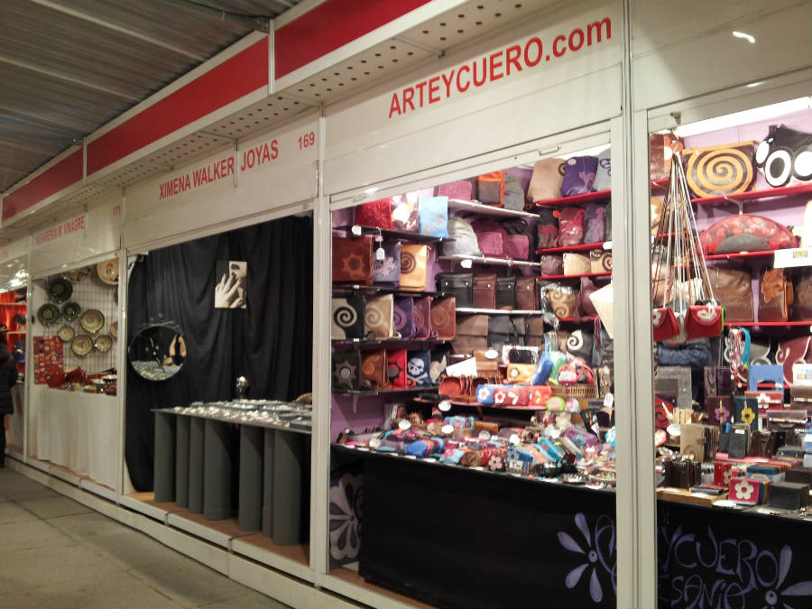 Mercadillos navide os en madrid 2014 - Mercadillos madrid capital ...