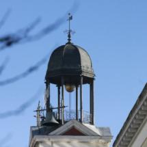 El reloj de la Puerta del Sol es que da por iniciado el nuevo año en España