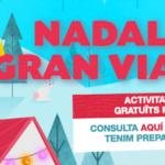 El centro comercial Gran Via 2 organiza actividades infantiles gratuitas esta Navidad