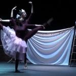 Imagen del espectáculo infantil de danza 'Cenicienta y las zapatillas de cristal'
