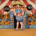 Imagen del espectáculo infantil 'Pinocho y medio'