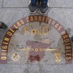 ¿Qué es el Km. 0 de la Puerta del Sol de Madrid?