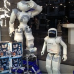 Jueguetrónica es la tienda de robots y juguetes electrónicos de Madrid