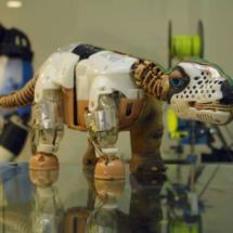 El Museo del Robot expone todo tipo de robots