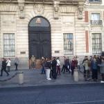Kilómetro 0 de la Puerta del Sol de Madrid