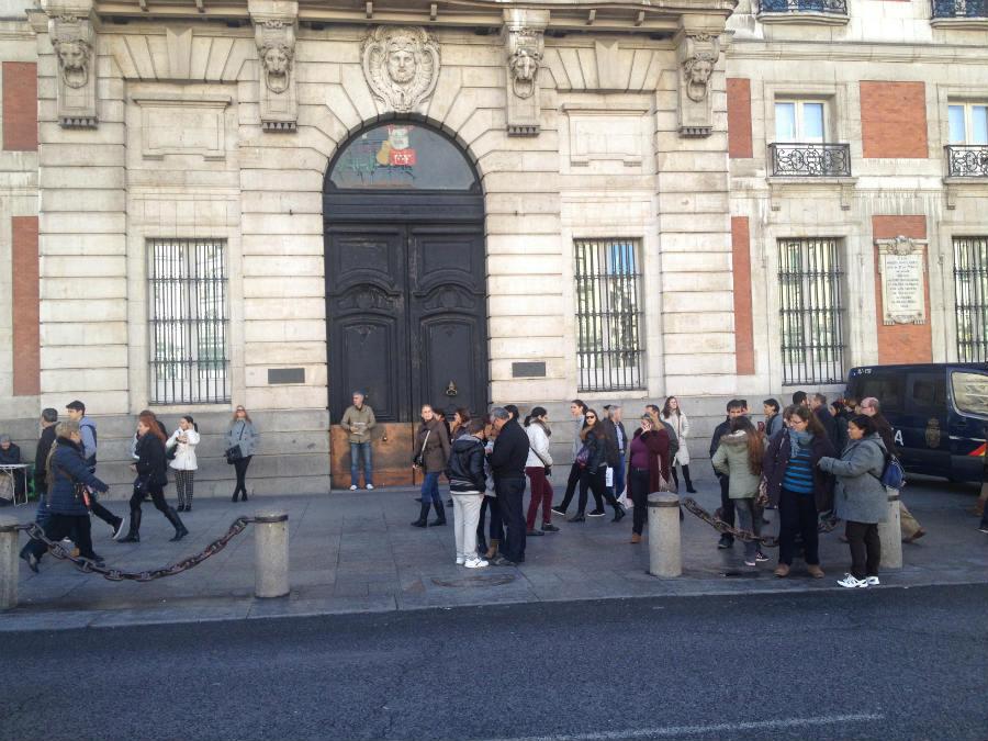 historia del kil metro 0 de la puerta del sol de madrid